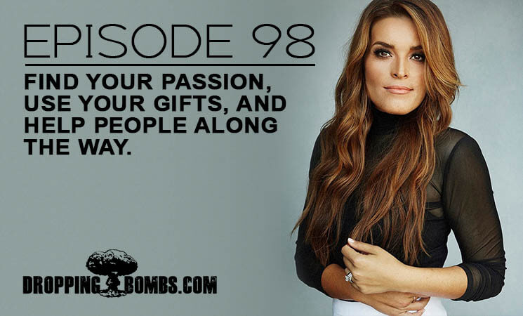 Under Promise, Over Deliver. Episode 98 with The Real Brad Lea (TRBL). Guest: Jasmine Star