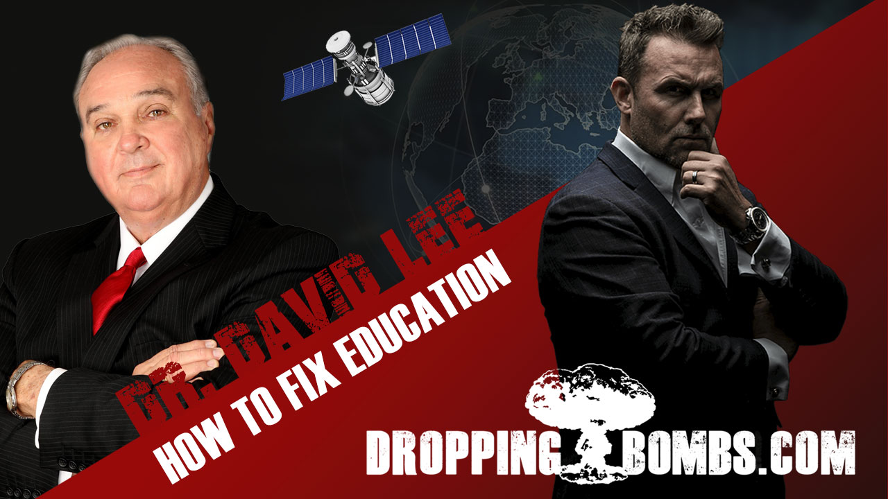 Dr. David Lee. How to Fix Education. Episode 278 with The Real Brad Lea (TRBL)