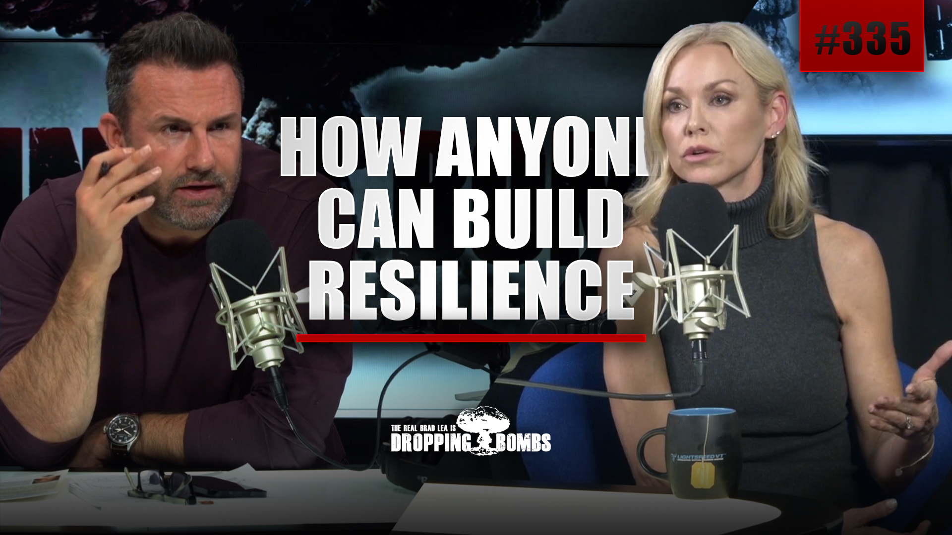 How Anyone Can Build Resilience with Amberly Lago